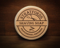 Stratfords Shaving Soap